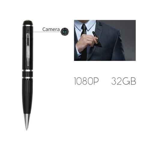 خودکار دوربین دار جاسوسی باریک 1080P