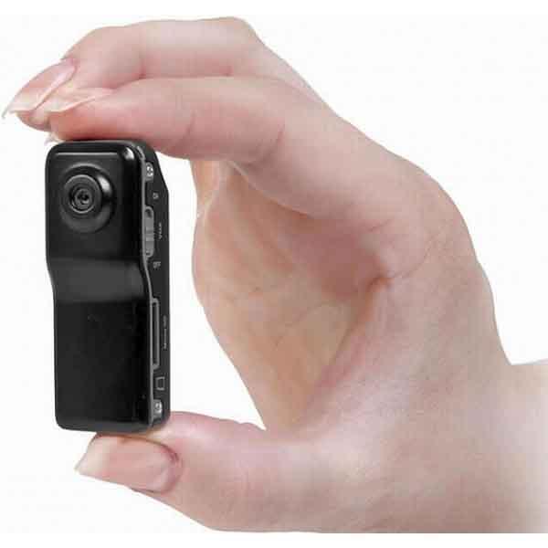 دوربین فیلمبرداری مینی دی وی MD80 با بدنه پلاستیکی