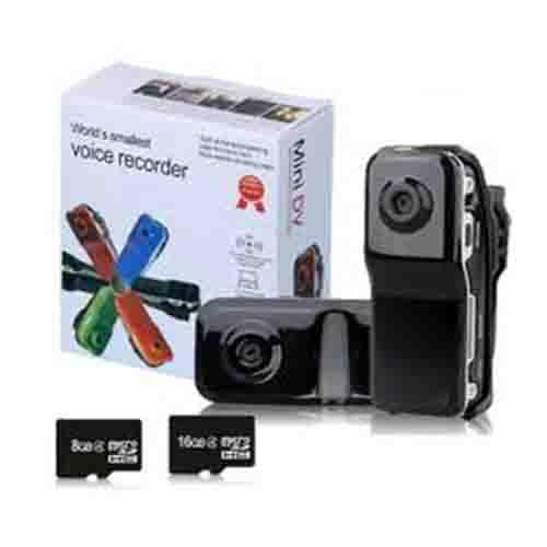 دوربین فیلمبرداری مینی دی وی MD80 پلاستیکی