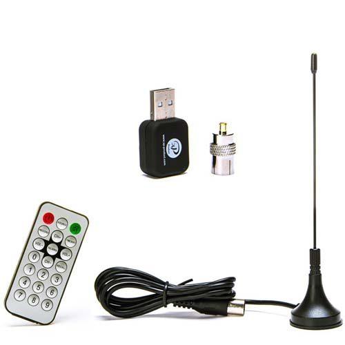 گیرنده تلویزیون دیجیتال DVB-T - دوبال