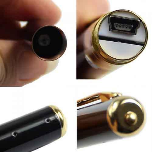 خودکار دوربین دار جاسوسی BPR6