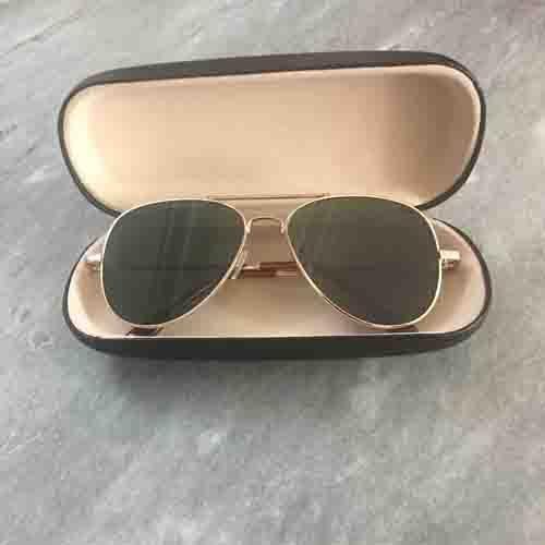 عینک خلبانی طرح پلیس-عینک آفتابی محافظ چشم