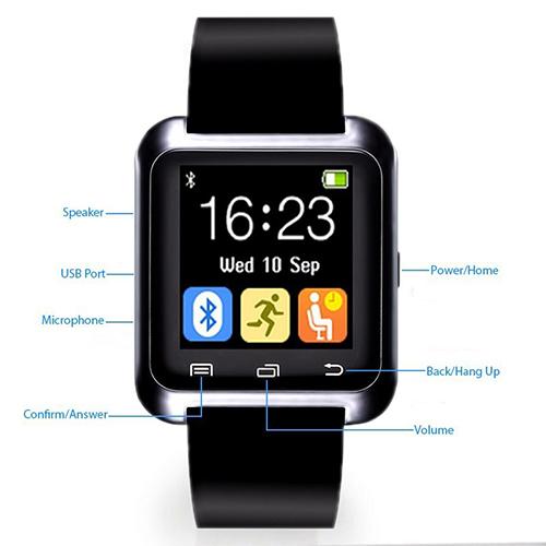 ساعت موبایلی هوشمند - U9