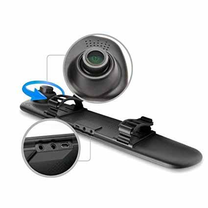 آینه دوربین دار ماشین DVR - دوبال