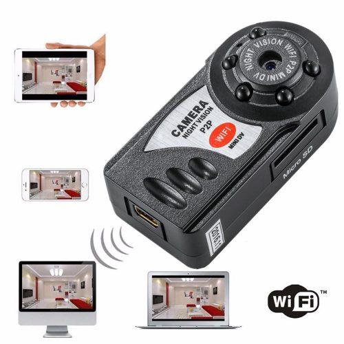 دوربین با سنسور صدا و حرکت