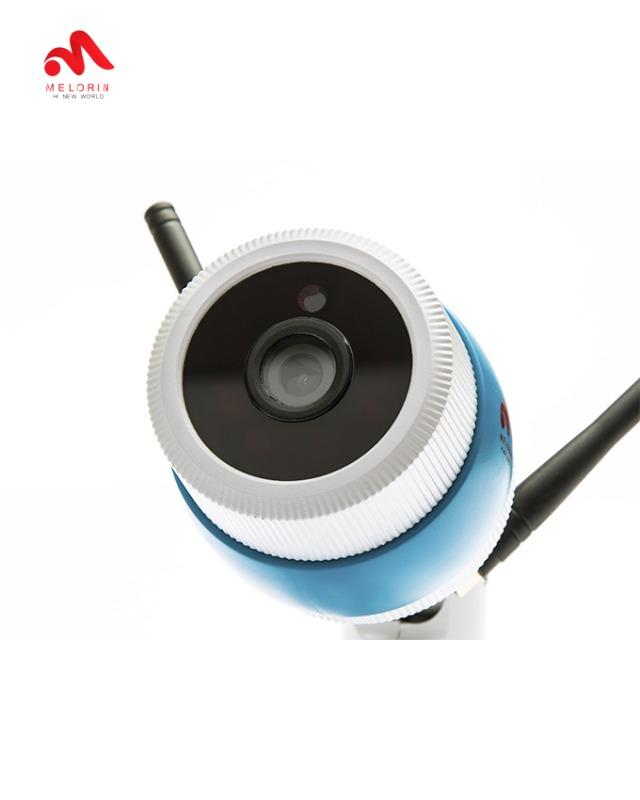 دوربین بیسیم انتقال تصویر آنلاین ضد آب با قابلیت مشاهده تصاویر بر روی گوشی های هوشمند و قابلیت پشتیبانی از حافظهی خارجی برای ضبط تصاویر. فروشگاه دوبال