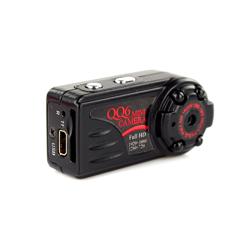 دوربین رم خور کوچک خرید دوربین مینی دی وی مدل DV QQ6 دوربین عکاسی و فیلم برداری دوربین کوچک ارزان دوربین کوچک