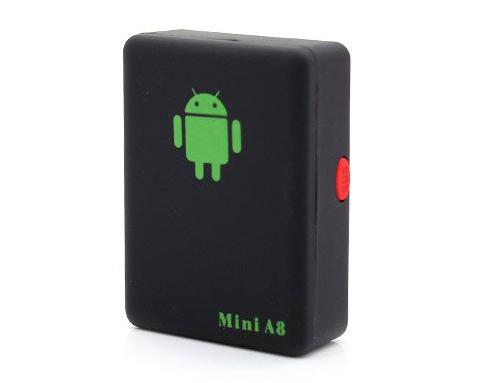 جعبه گشایی و بررسی ردیاب شخصی MINI A8