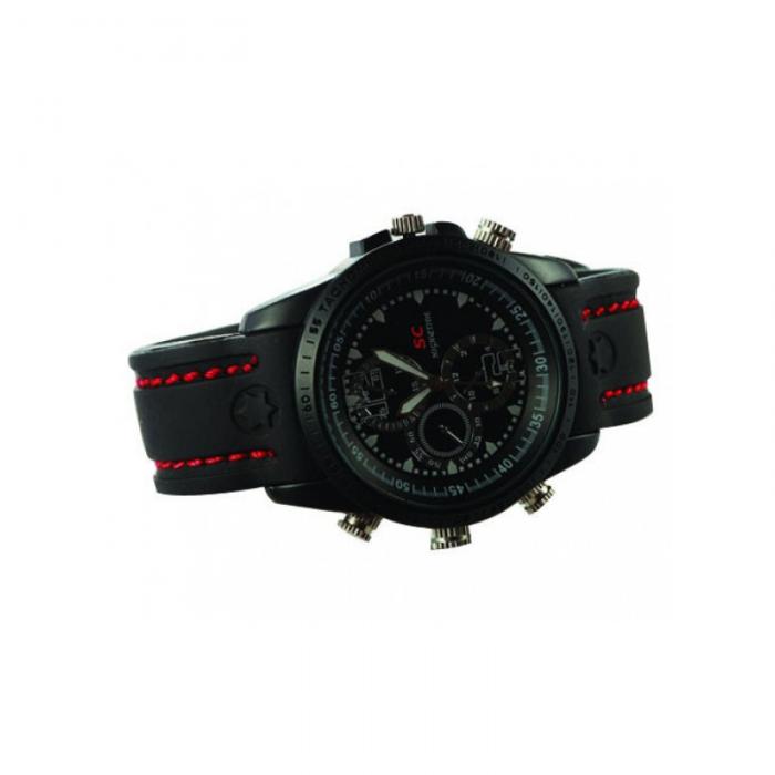 Waterproof Watch Camera