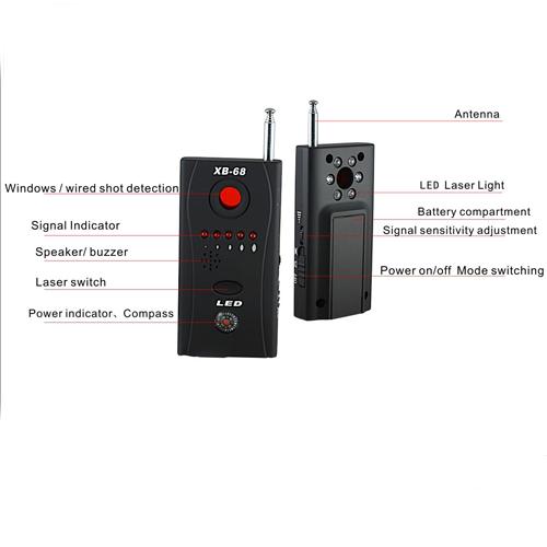 فرکانسیاب حرفهای جدید با قابلیت پیدا کردن هر نوع سیگنال