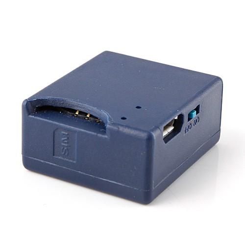 انتقال دهنده صدا و مکانیاب جیپیاس A8 یک دستگاه شنود عالی با قابلیت مکانیابی است. در صورت تماس با سیمکارتی که درون این دستگاه قرار میگیرد میتوانید بدون آنکه کسی متوجه شود از صدای محیط با خبر شوید، ضمن آنکه میتوانید به موقعیت جغرافیایی محلی که دستگاه در آن قرار دارد، پی ببرید.