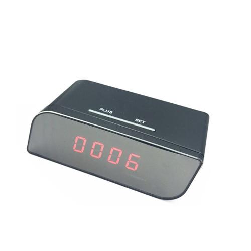 ساعت رومیزی دوربین دار-ساعت رومیزی با دوربین مخفی