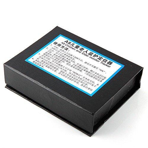 دستگاه مخفی شنود صدا و مکان یاب A8 - دوبال