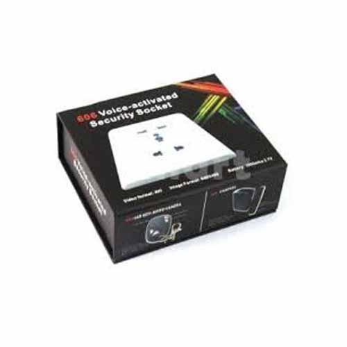 پریز برق دوربین دار مخفی - دوبال