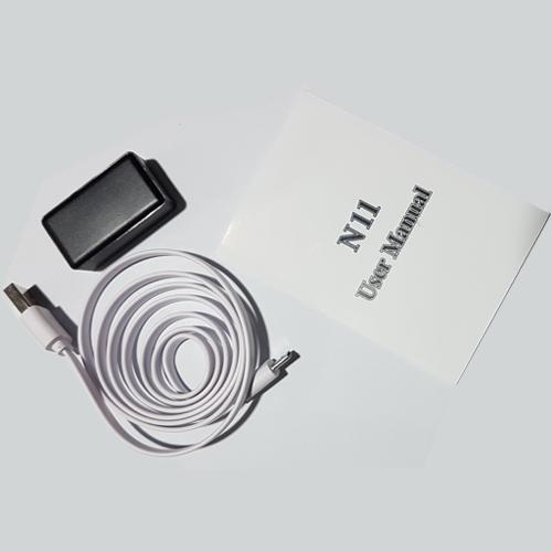 دستگاه شنود کوچک و مخفی مدل N11 سیمکارت خور با قابلیت شنود صدا محیط تا برد 10 متر و اندازه ای کوچک و مخفی، برای کسب اطلاعات بیشتر به سایت مراجعه فرمایید.