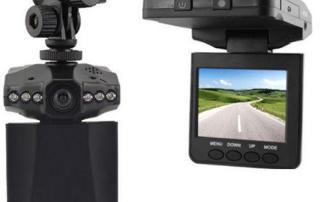 راهنمای ویدیویی استفاده از دوربین داشبودی خودرو lcd تاشو دوبال