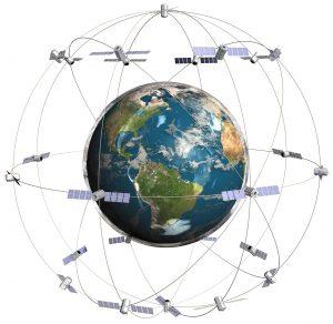 ماهواره های ردیابی