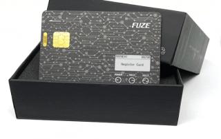ردیابی کارت اعتباری هوشمند FUZE Card کارت اعتباری هوشمند ردیابی کارت اعتباری