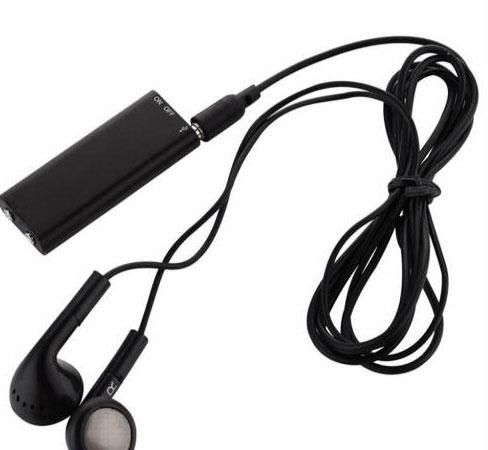 دستگاه ضبط صدای دیجیتالی بسیار کوچک – مینی ضبط صوت خبرنگاری دیجیتال مخفی